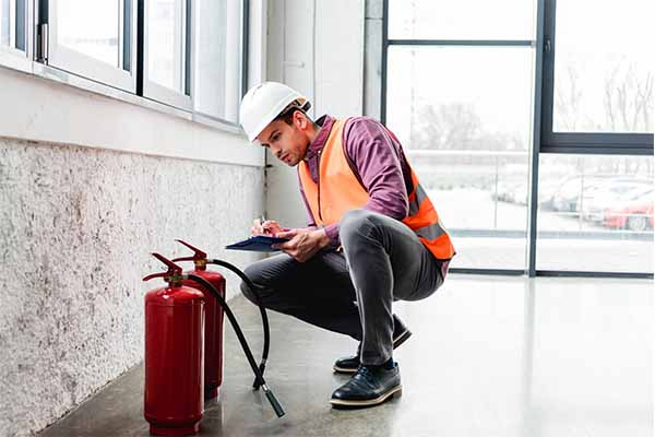 ePro fire protection and fire inspection services
